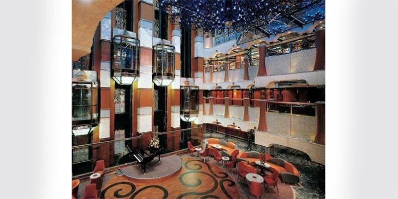 آسانسور های کشتی