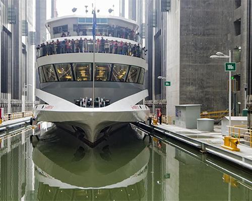 آسانسور کشتی